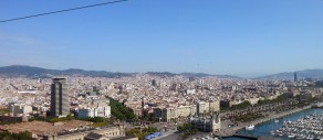 Telefericos de Barcelona
