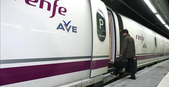 Ave de barcelona a par s parking viajeros for Renfe barcelona paris